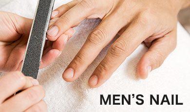 メンズネイル 「男×磨く×爪」男性のネイルケア