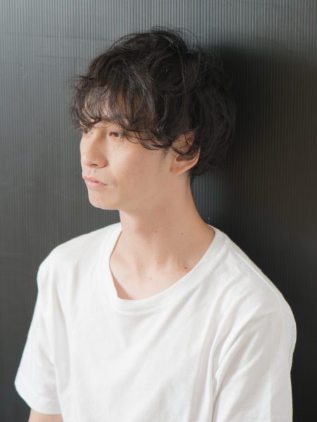 Men's hair style 006