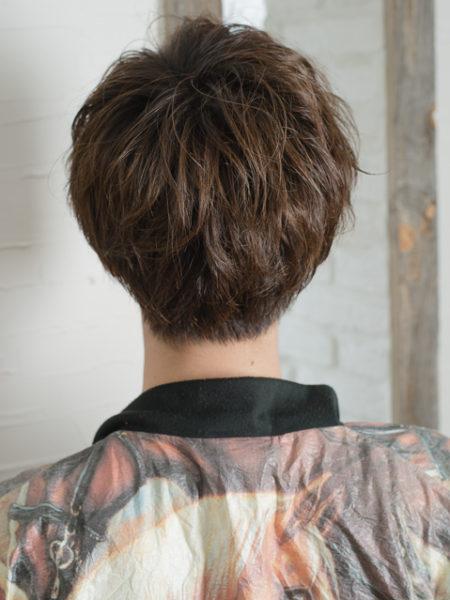 Men's hair style 005