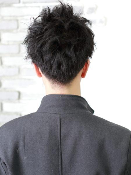 Men's hair style 002