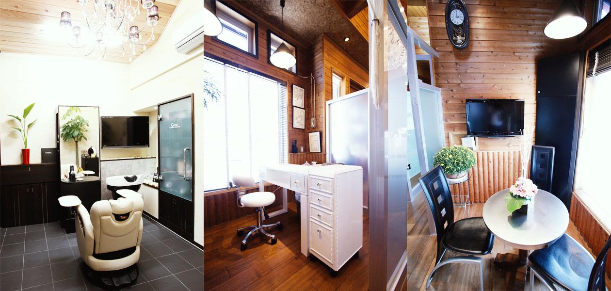 理容院&美容室Grow(グロウ)- 山梨|富士吉田・河口湖・山中湖